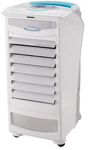 Enfriador evaporativo de aire portátil 9 litros symphony