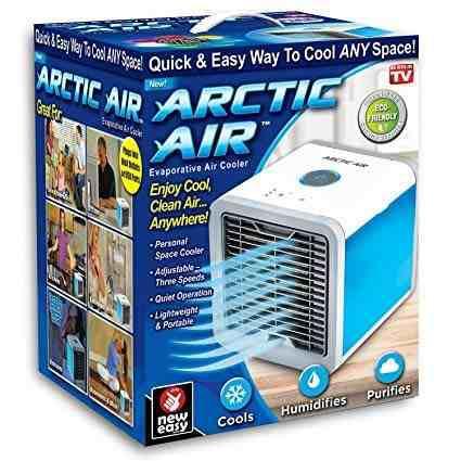 Ontel arctic aire enfriador de espacio personal la manera