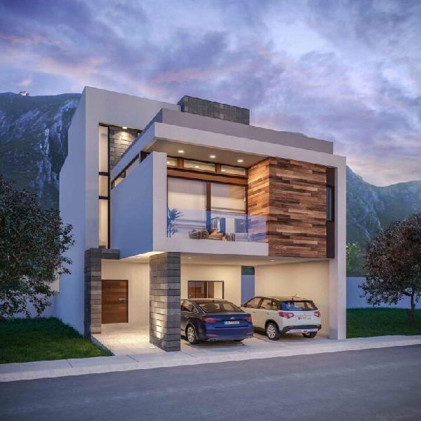 Venta casas carretera nacional, monterrey