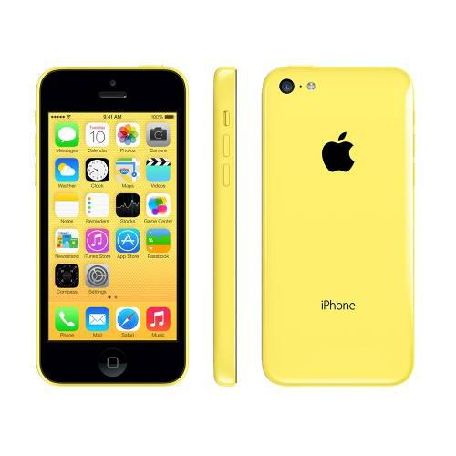 Apple iphone 5c 16gb original libre de fábrica amarillo