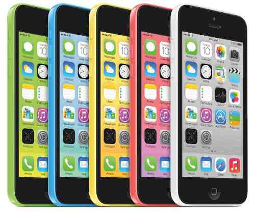 Apple iphone 5c 16gb original libre de fábrica colores wifi