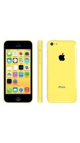 Apple iphone 5c amarillo 32 gb libre fabrica original wifi