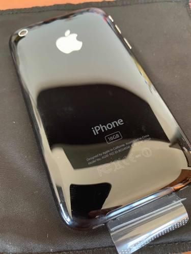 Iphone 3g 16gb colección