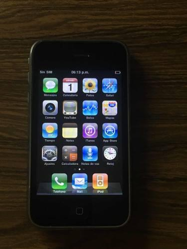 Iphone 3gs 8 gb telcel