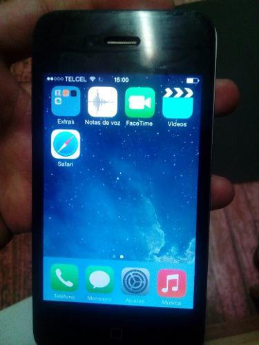 Iphone 4 de 16gb cuidado