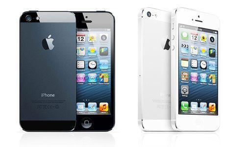 Iphone 5 apple libre sin fallas o bloqueos (negro y plata)