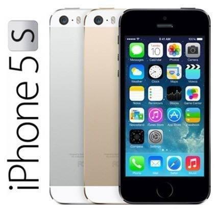 Iphone 5s 16gb desbloqueado huella digital 4g oportunidad !!