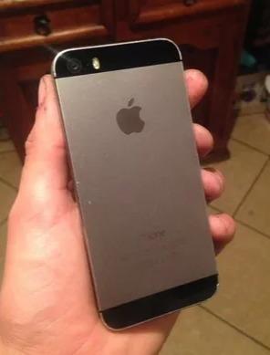 Iphone 5s 16gb Usado Liberado No Sirve Desbloqueo Con Huella