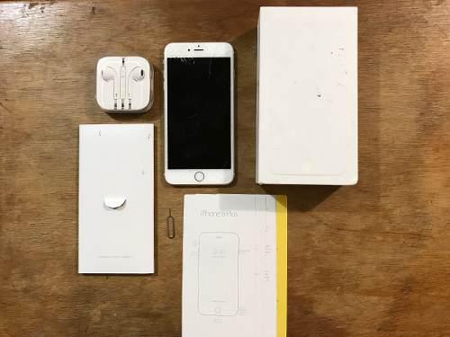 Iphone 6 plus 16gb con pantalla estrellada leer descripcion