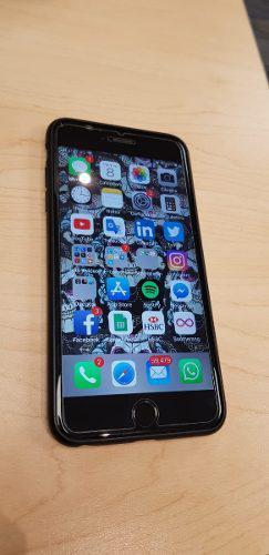 Iphone 6 s plus de exhibición seminuevo ¡súper precio!