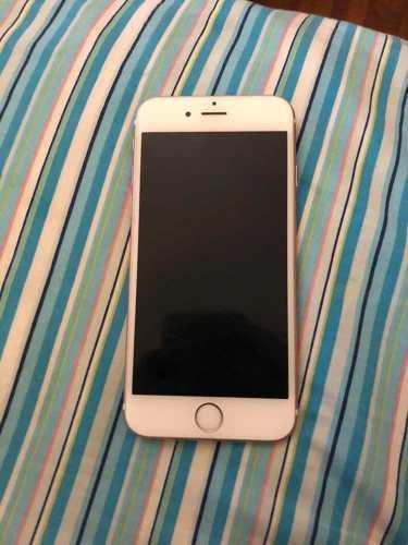Iphone 6s 16gb, desbloqueado,estetica 9.5/10 c/audífonos