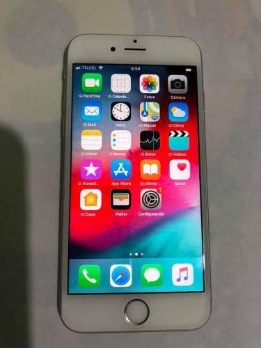 38bba82f544 Iphone 6s 64gb plata libre telcel movistar at&t oferta