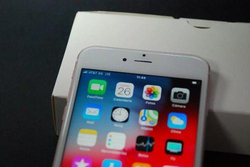 Iphone 6s plus 64 gb (no enciende) (para piezas).