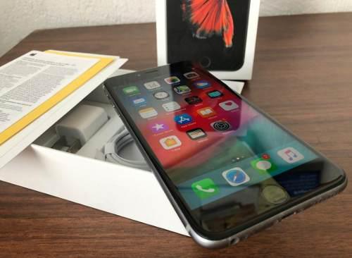 Usado, IPHONE 6S PLUS DE 64GB SUPER CUIDADITO ACCESORIOS NUEVOS segunda mano  México (Todas las ciudades)