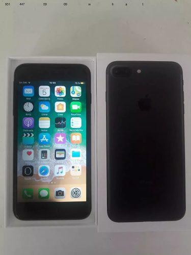 Iphone 7 plus de 32 gb venta o cambios