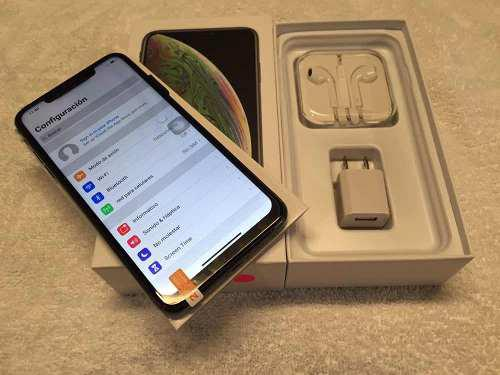 Iphone xs max gris nuevo