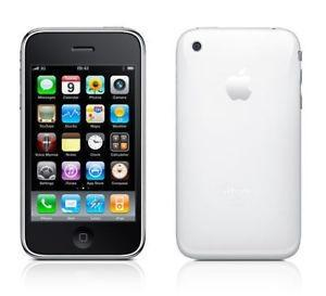 Nuevo iphone 3gs blanco 16 gb incluye dock y cable generico