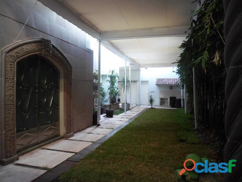 Salones y jardín en renta para eventos