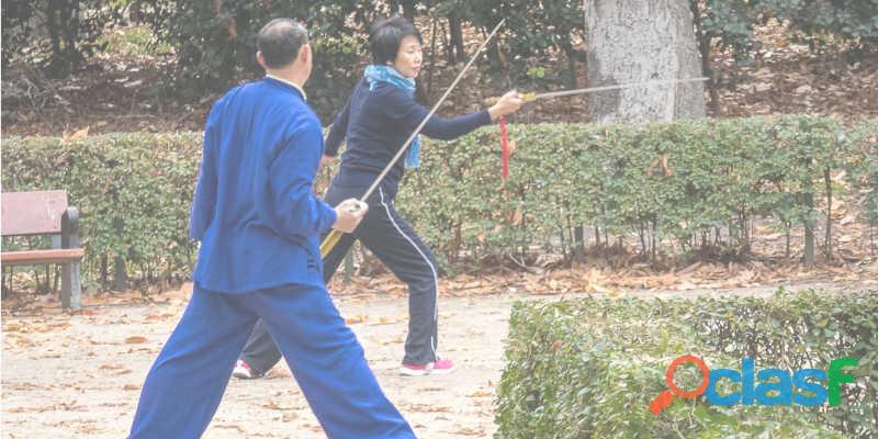Cursos de Kung Fu