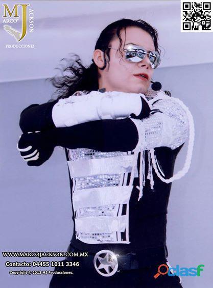 Imitador de Michael Jackson Mexico