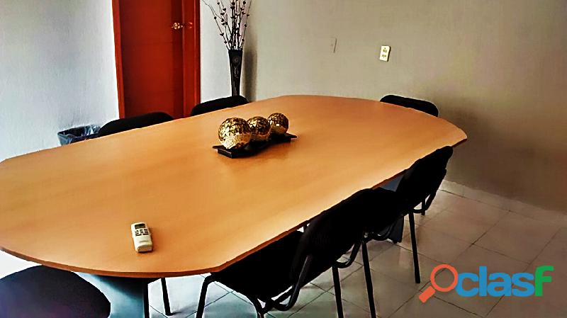 Sala de juntas en renta por horas a bajo costo león gto