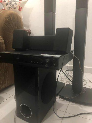 Lg blue ray home theater