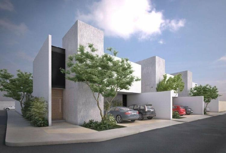 Townhouses nuevos con piscina en venta