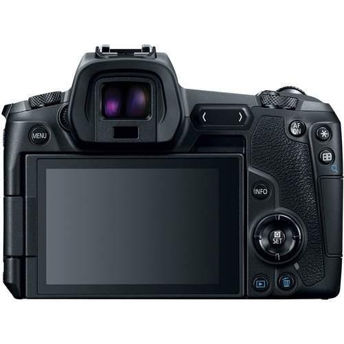 Canon eos r cuerpo + adaptador ef-eos r