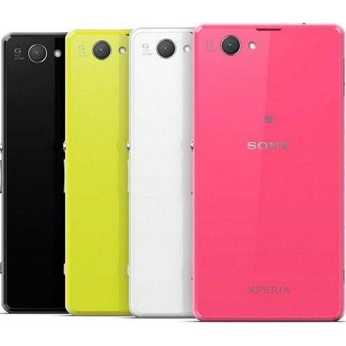 Celular sony xperia z1 compact android 24gb whatsapp nuevo