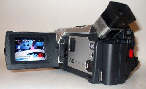 Jvc videocamara de casset mini dv mod gr dvl220u digital
