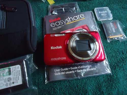 Kodak camara digital 14 mp