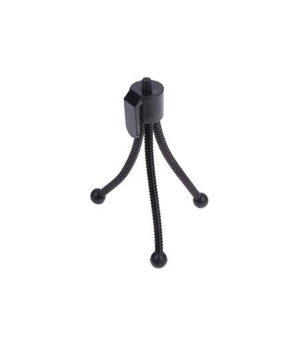 Mini tripie para todo tipo de camaras digitales negro