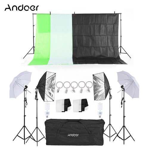 Series de kit de fotografía andoer