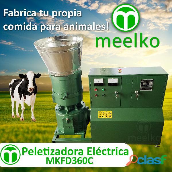 Fabricadora mkfd360c de pellets