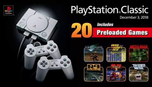 Consola sony playstation 1 mini classic a1