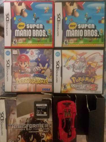 Juegos para ds, 3ds zelda, pokemon., mario, kirby