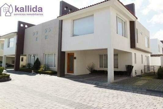 Kallida vende casa en fracc la concordia, metepec, zona de