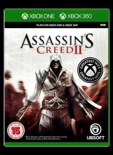 Assassins creed 2 seminuevo para xbox 360 en igamers