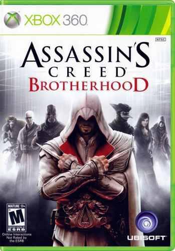 Assassins creed brotherhood seminuevo xbox 360 en igamers