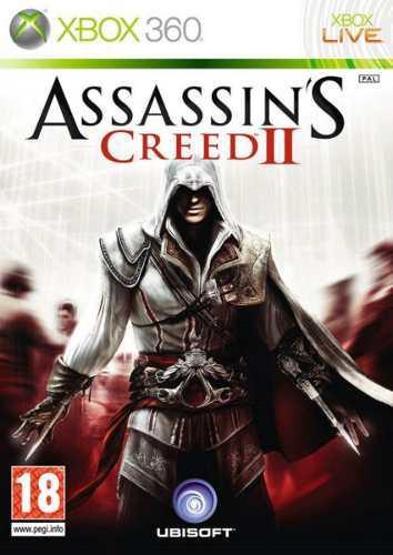 Assassins creed ii 2 - xbox 360 - seminuevo