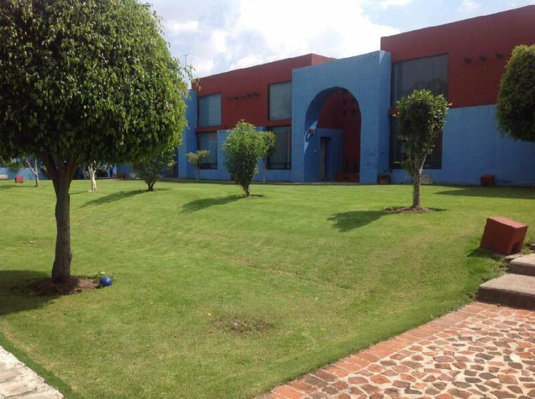 Casa en renta, san andrés cholula, morillotla