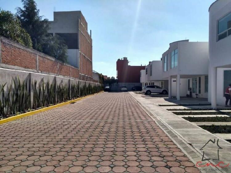 Casa nueva camino real cerca de universidad madero renta