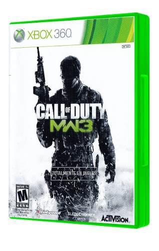 Call of duty modern warfare 2 3 4 ghosts xbox 360 y ps3 c/u