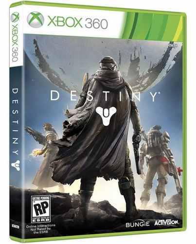 Destiny xbox 360 nuevo y sellado juego videojuego