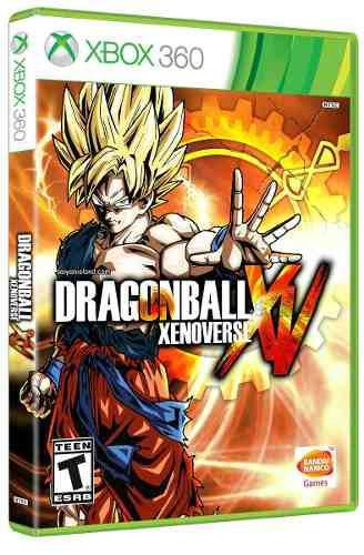 Dragon ball xenoverse para xbox 360 en whole games !!!
