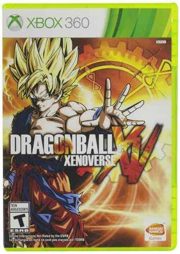Dragon ball xenoverse xbox 360 nuevo (en d3 gamers)