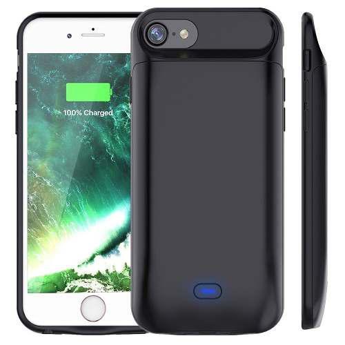Funda cargador bateria iphone 8/7 iphone 6/6s 5000mah