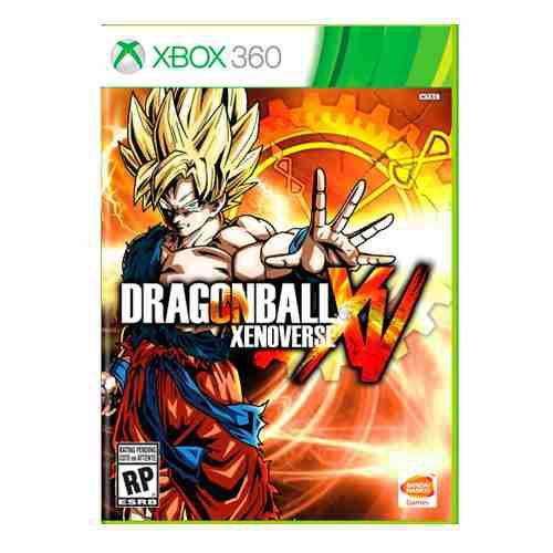 Juego game dragon ball xenoverse xbox 360 ibushak gaming