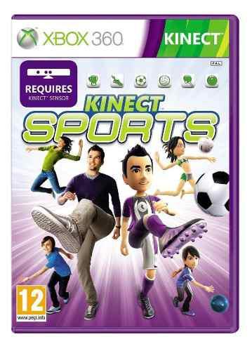 Kinect sports xbox 360 fisico seminuevo en igamers