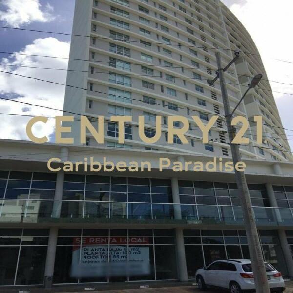 Local en renta en cancún cerca de zona hotelera c2444 /